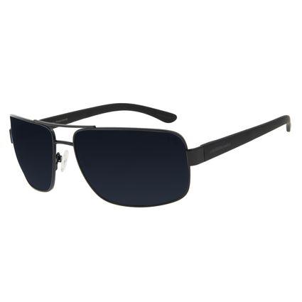 Óculos de Sol Masculino Chilli Beans Executivo Metal Fumê OC.MT.2826-0501