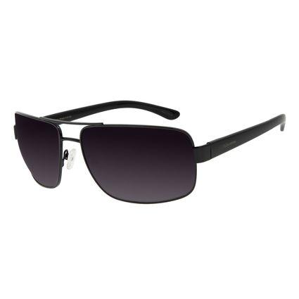 Óculos de Sol Masculino Chilli Beans Executivo Metal Preto OC.MT.2826-2001