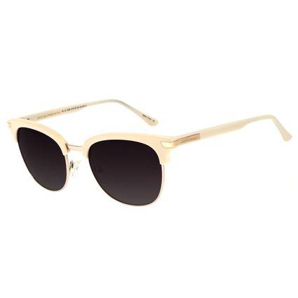 Óculos de Sol Feminino Chilli Beans Jazz Branco OC.CL.3008-5719