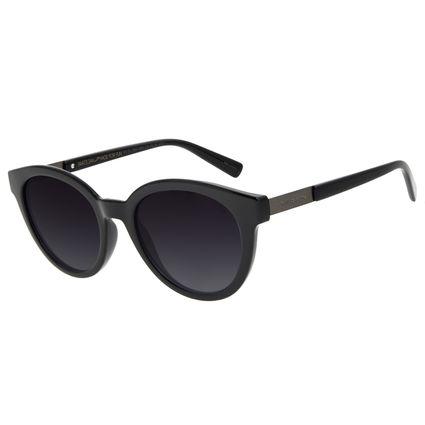Óculos de Sol Feminino Chilli Beans Redondo Preto OC.CL.3051-2001