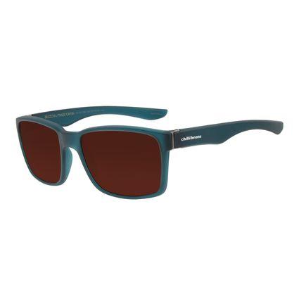 Óculos de Sol Masculino Chilli Beans New Sport Azul OC.ES.1246-0208