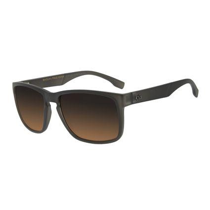 Óculos de Sol Unissex Chilli Beans Esportivo Laranja OC.ES.1245-1101