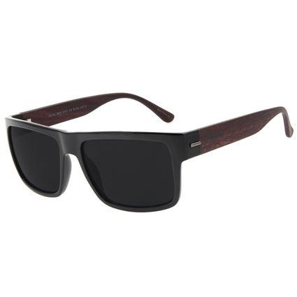 Óculos de Sol Masculino Chilli Beans Bossa Nova Preto OC.CL.3094-0101
