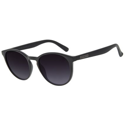 Óculos de Sol Unissex Lollapalooza Brasil Redondo Fosco OC.CL.3154-2031