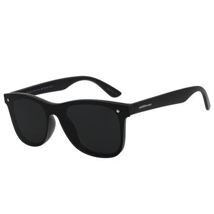 Óculos de Sol Masculino Chilli Beans Esportivo Preto OC.ES.1238-0131