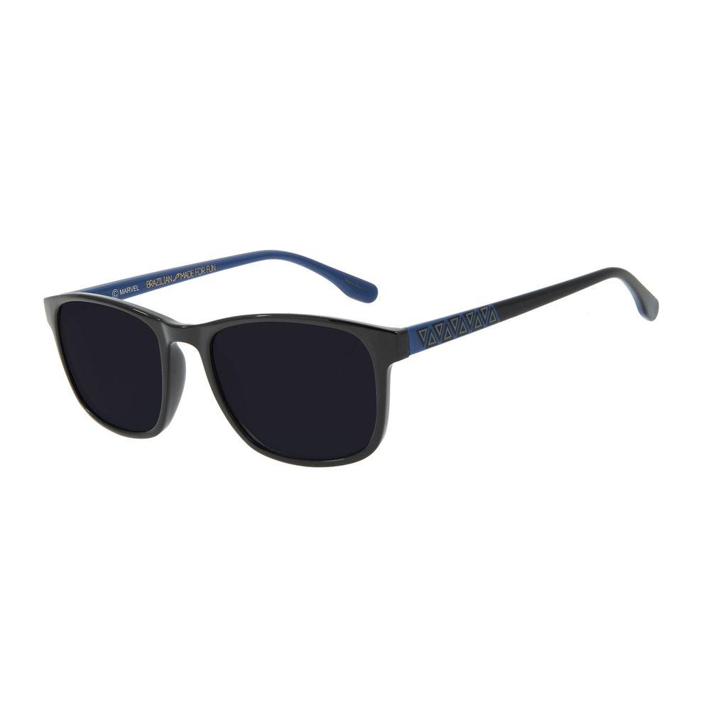 Óculos de Sol Infantil Marvel Pantera Negra Preto OC.KD.0679-0101