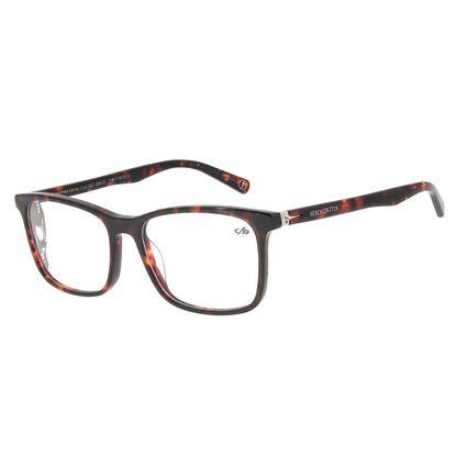 Armação Para Óculos de Grau Masculino Alexandre Herchcovitch Tartaruga LV.AC.0657-0606