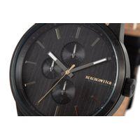 Relógio Analógico Masculino Alexandre Herchcovitch Wood Preto RE.CR.0445-0101.5
