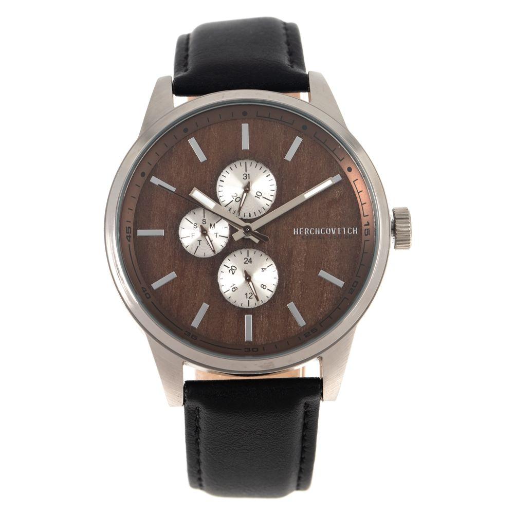 Relógio Analógico Masculino Alexandre Herchcovitch Wood Marrom RE.CR.0445-0201
