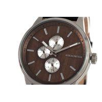 Relógio Analógico Masculino Alexandre Herchcovitch Wood Marrom RE.CR.0445-0201.5