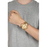 Relógio Analógico Masculino Loucuras da Nobreza Troia Dourado RE.MT.1156-2121.4