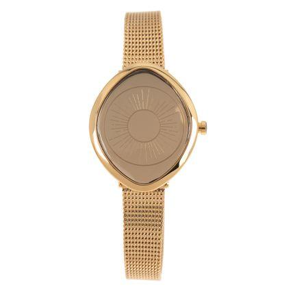 Relógio Digital Feminino Chilli Beans Eye Dourado RE.MT.1017-2121