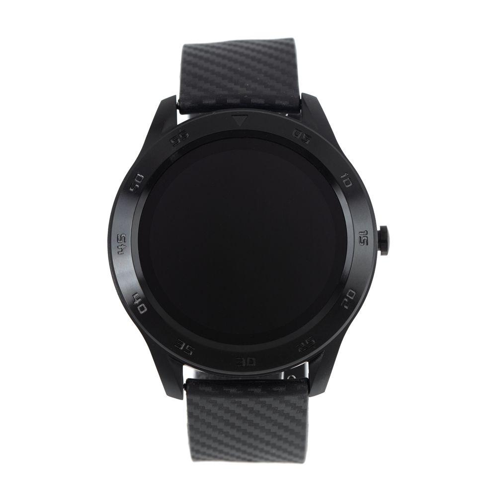 Relógio Smartwatch Unissex Chilli Beans Metal Preto RE.SW.0003-0101