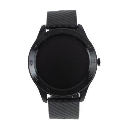 Relógio Smartwatch Unissex Chilli Beans Metal Preto RE.SW.0003-0101