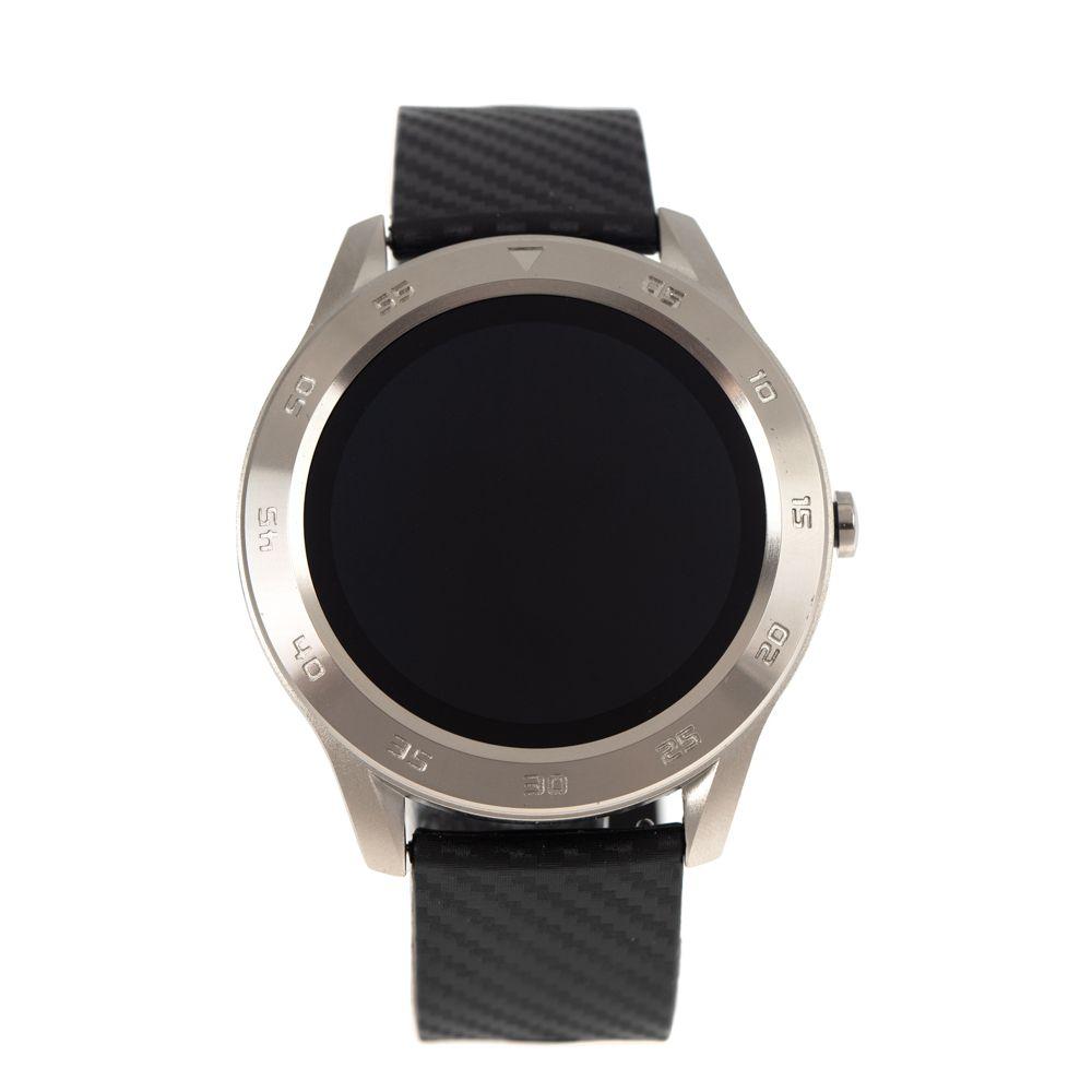 Relógio Smartwatch Unissex Chilli Beans Reverse Metal Prata RE.SW.0003-0707