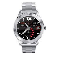 Relógio Smartwatch Unissex Chilli Beans Reverse Metal Prata RE.SW.0003-0707-1