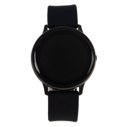 Relógio Smartwatch LCD Unissex Chilli Beans Reverse Metal Preto RE.SW.0002-0101