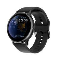 Relógio Smartwatch LCD Unissex Chilli Beans Reverse Metal Preto RE.SW.0002-0101-1