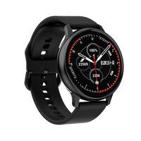 Relógio Smartwatch LCD Unissex Chilli Beans Reverse Metal Preto RE.SW.0002-0101-2