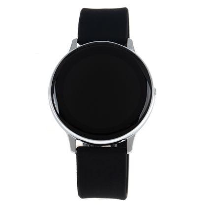 Relógio Smartwatch LCD Unissex Chilli Beans Reverse Prata RE.SW.0002-0701
