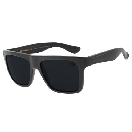 Óculos de Sol Masculino Chilli Beans Bossa Nova Classic Cinza Fosco OC.CL.2199-0431