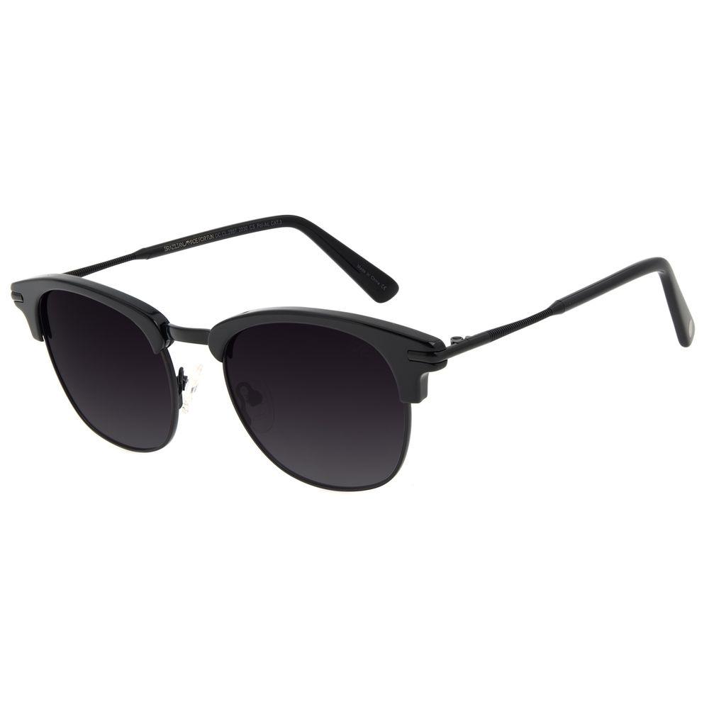 Óculos de Sol Unissex Chilli Beans Jazz Casual Polarizado Brilho OC.CL.2957-2030