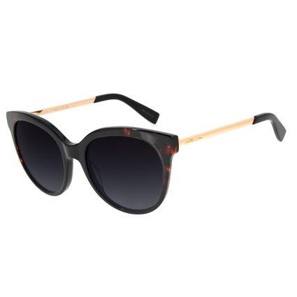 Óculos de Sol Feminino Chilli Beans Quadrado Classic Degradê OC.CL.3045-2006