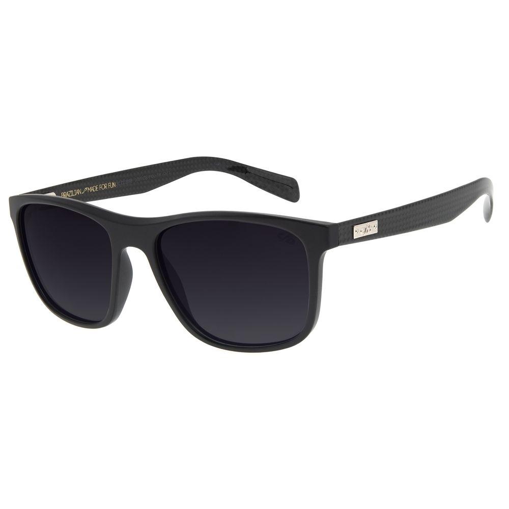 Óculos de Sol Masculino Chilli Beans Bossa Nova Casual Degradê Polarizado OC.CL.3098-2031