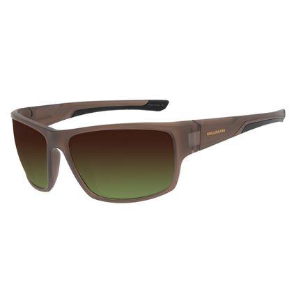 Óculos de Sol Masculino Chilli Beans Performance Marrom OC.ES.1249-5702