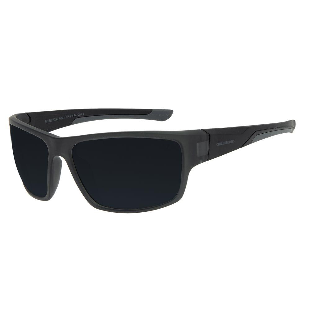 Óculos de Sol Masculino Chilli Beans Performance Fosco OC.ES.1249-0031