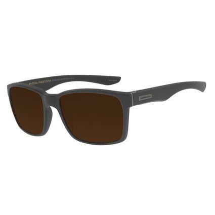 Óculos de Sol Masculino Chilli Beans New Sport Marrom OC.ES.1243-0202