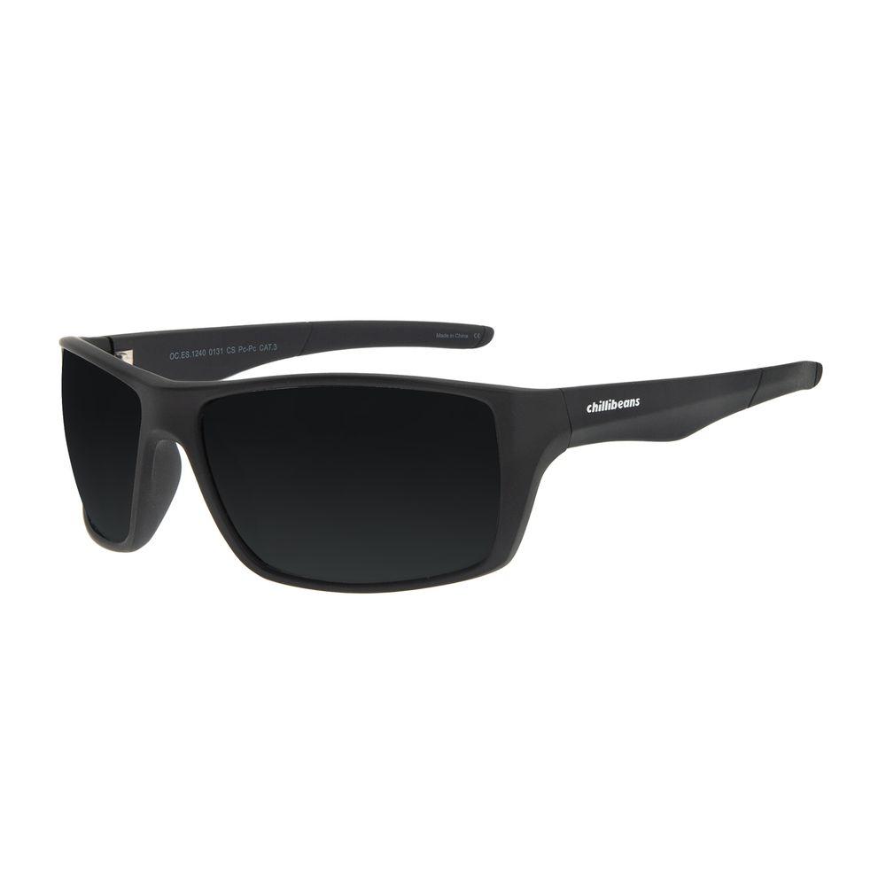 Óculos de Sol Masculino Chilli Beans Performance Preto OC.ES.1240-0131