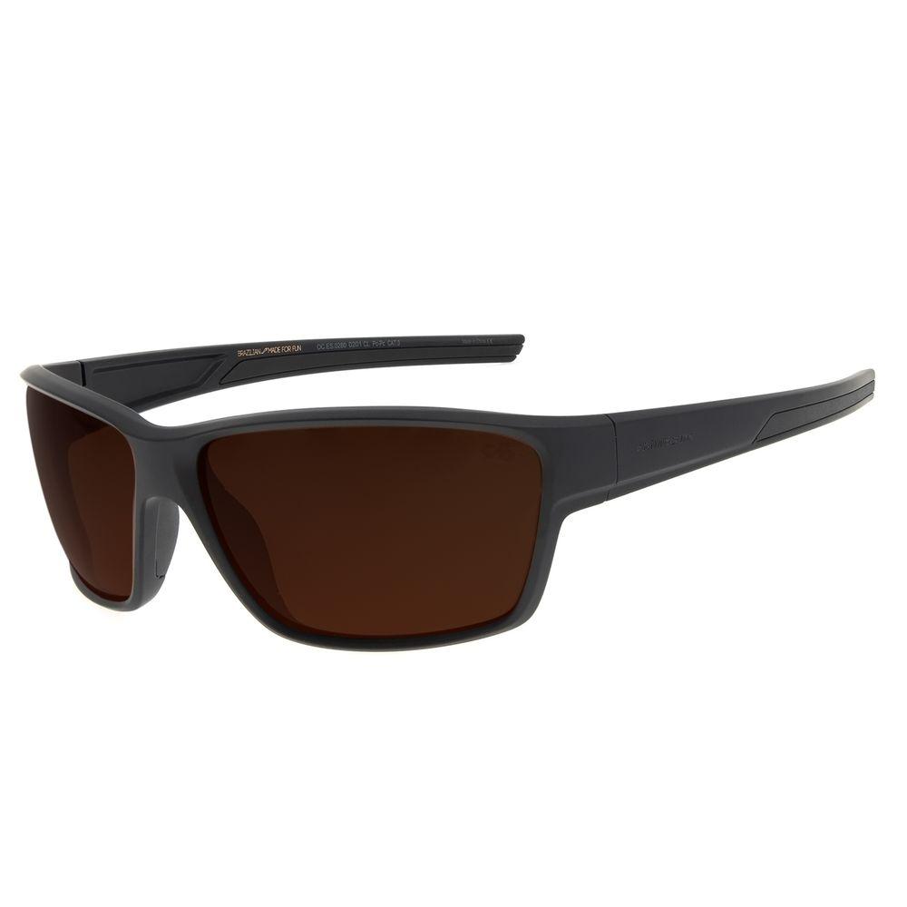 Óculos de Sol Masculino Chilli Beans Performance Marrom OC.ES.0280-0201