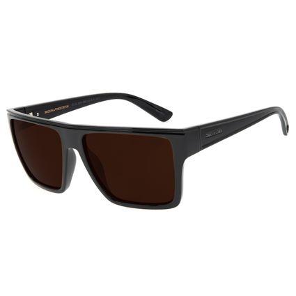 Óculos de Sol Masculino Chilli Beans Essential Bossa Nova Marrom OC.CL.3074-0201
