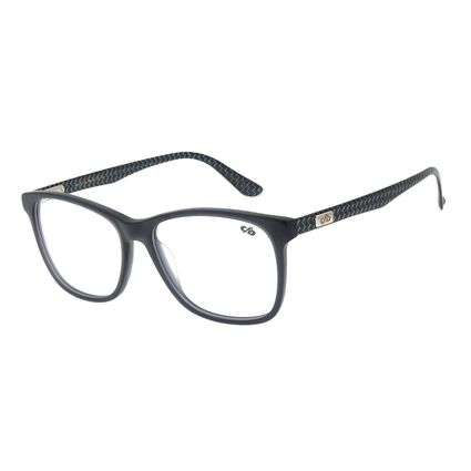 Armação Para Óculos de Grau Masculino Chilli Beans Bossa Nova Azul Escuro LV.AC.0649-9090