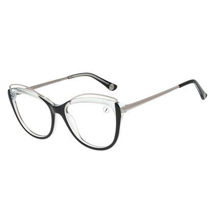 Armação Para Óculos de Grau Feminino Chilli Beans Cat Preto LV.AC.0684-0122