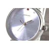 Relógio Analógico Feminino Mãe Natureza Feather Prata RE.MT.1051-1407.5