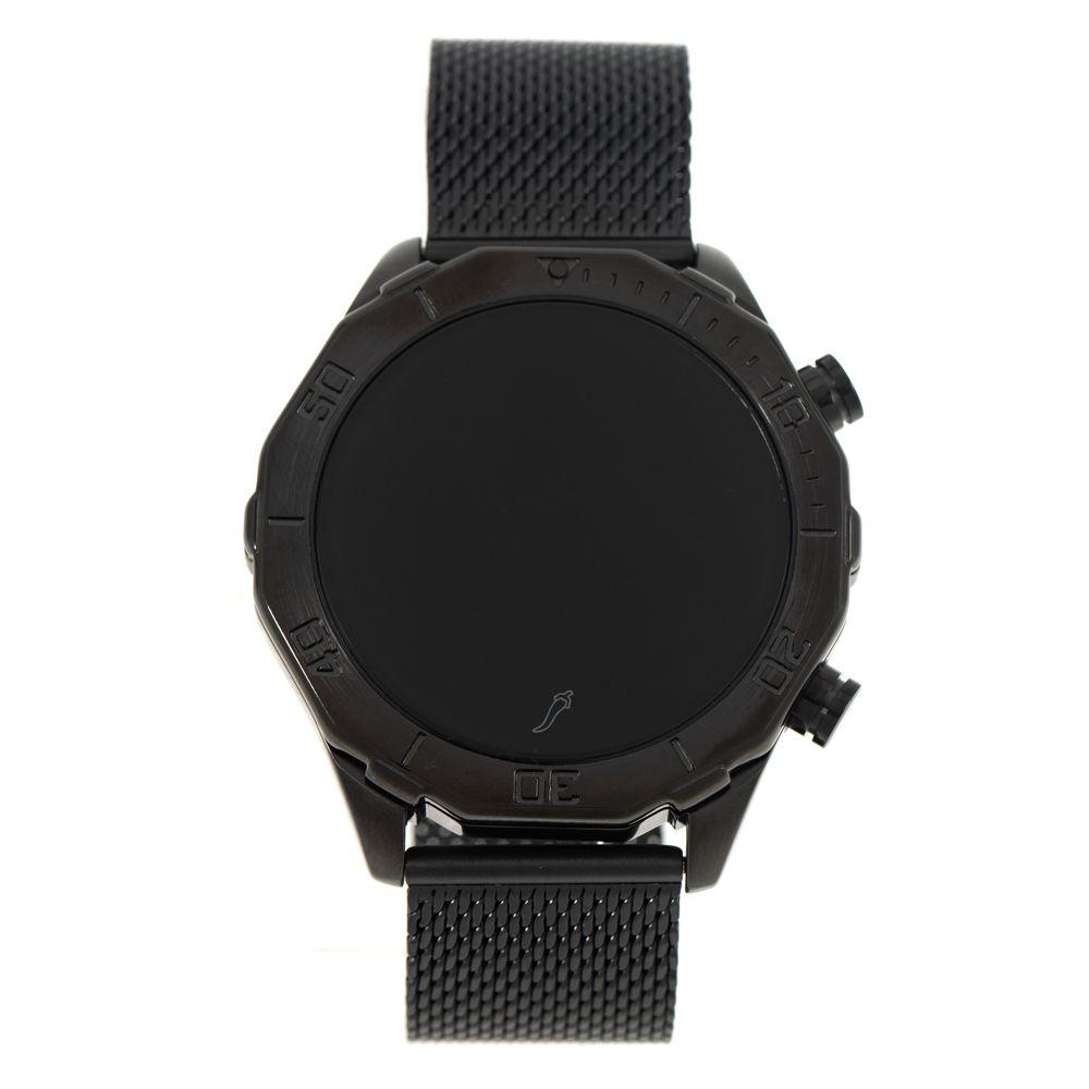 Relógio Digital Masculino Chilli Beans Fashion Metal Preto RE.MT.1039-0101