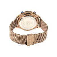 Relógio Digital Masculino Chilli Beans Fashion Metal Bege RE.MT.1039-2323.2