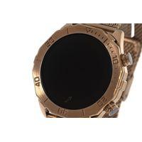 Relógio Digital Masculino Chilli Beans Fashion Metal Bege RE.MT.1039-2323.5