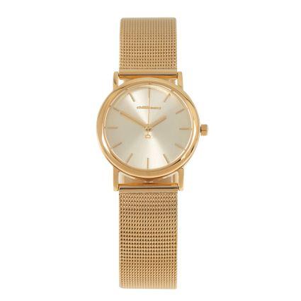 Relógio Analógico Feminino Chilli Beans Romantic Casual Dourado RE.MT.0993-2121
