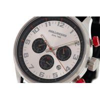 Relógio Analógico Masculino Chilli Beans Dual Time Prata RE.ES.0155-0701.5