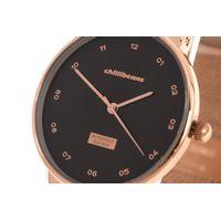 Relógio Analógico Feminino Chilli Beans Rosegold Edition Preto RE.MT.0882-0195.5