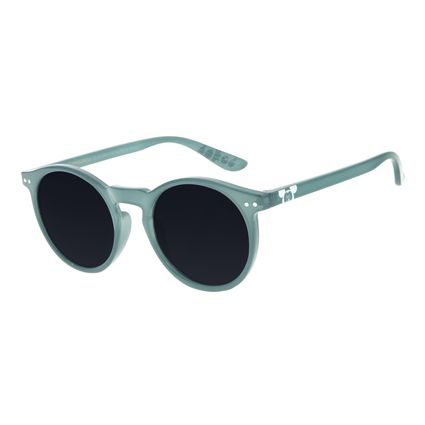 Óculos de Sol Infantil Mickey Mouse Redondo Azul Escuro OC.KD.0650-0190