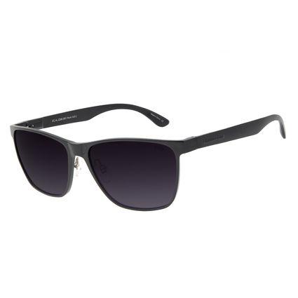 Óculos de Sol Masculino Chilli Beans Esportivo Preto Polarizado OC.AL.0246-2001