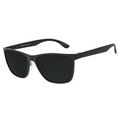 Óculos de Sol Masculino Chilli Beans Esportivo Fosco Polarizado OC.AL.0246-0131