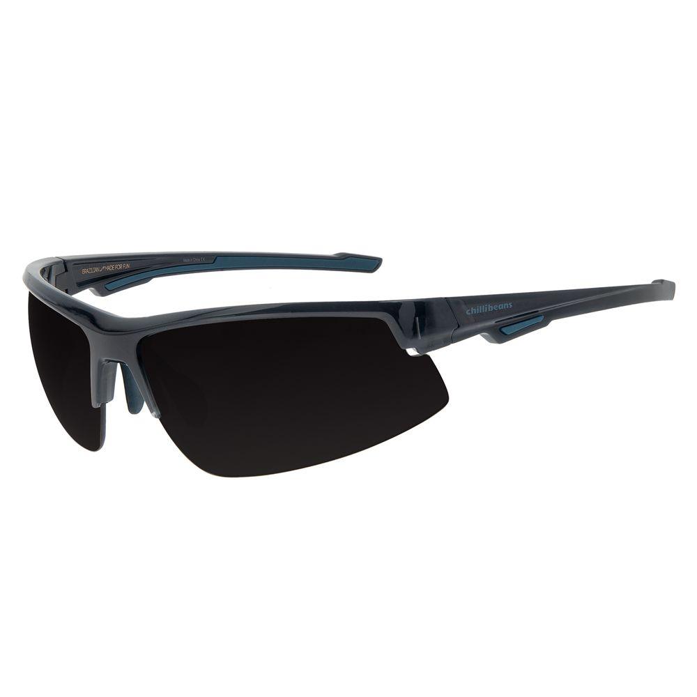 Óculos de Sol Masculino Chilli Beans Flutuante Preto OC.ES.1250-0101