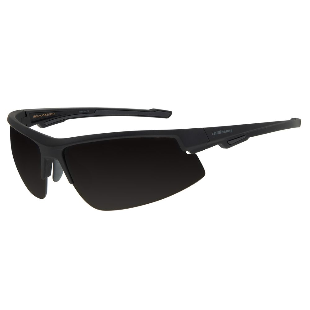 Óculos de Sol Masculino Chilli Beans Flutuante Fosco OC.ES.1250-0131
