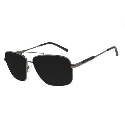 Óculos de Sol Unissex Chilli Beans Executivo Ônix OC.MT.2995-0122
