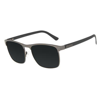 Óculos de Sol Unissex Chilli Beans Executivo Ônix OC.MT.2967-0022